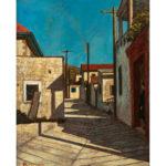 evgeni-o-kleimenov1947-1992-oil-on-canvas-morning-in-omodos