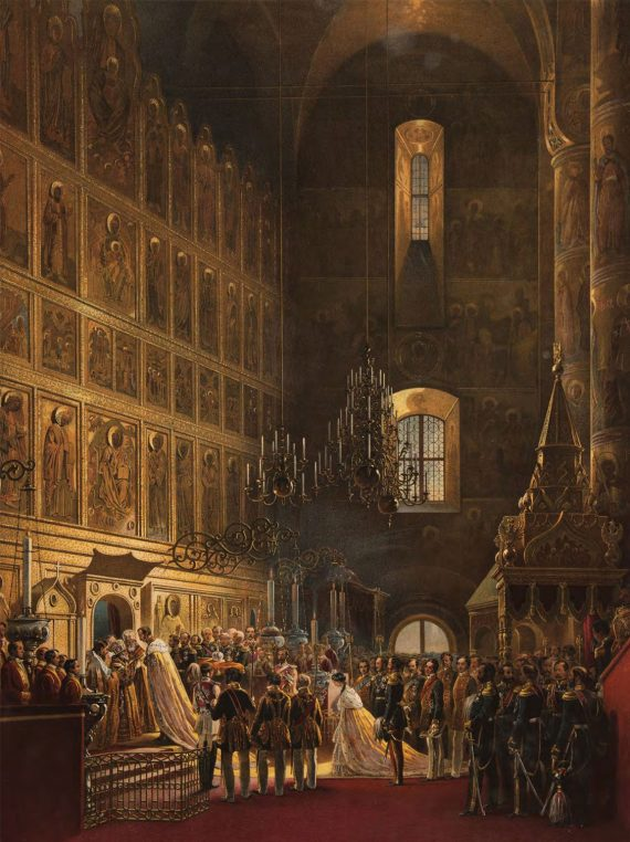 vassily-timm-1820-1895-the-coronation-of-alexander-ii