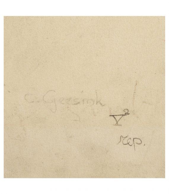 Ε. Geesink (Dutch, ?)