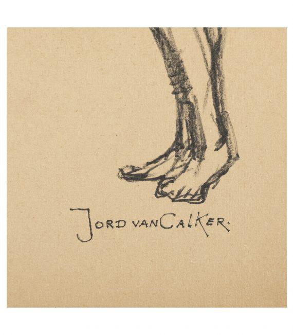 Jord van Calker (Dutch, 1919–1987)